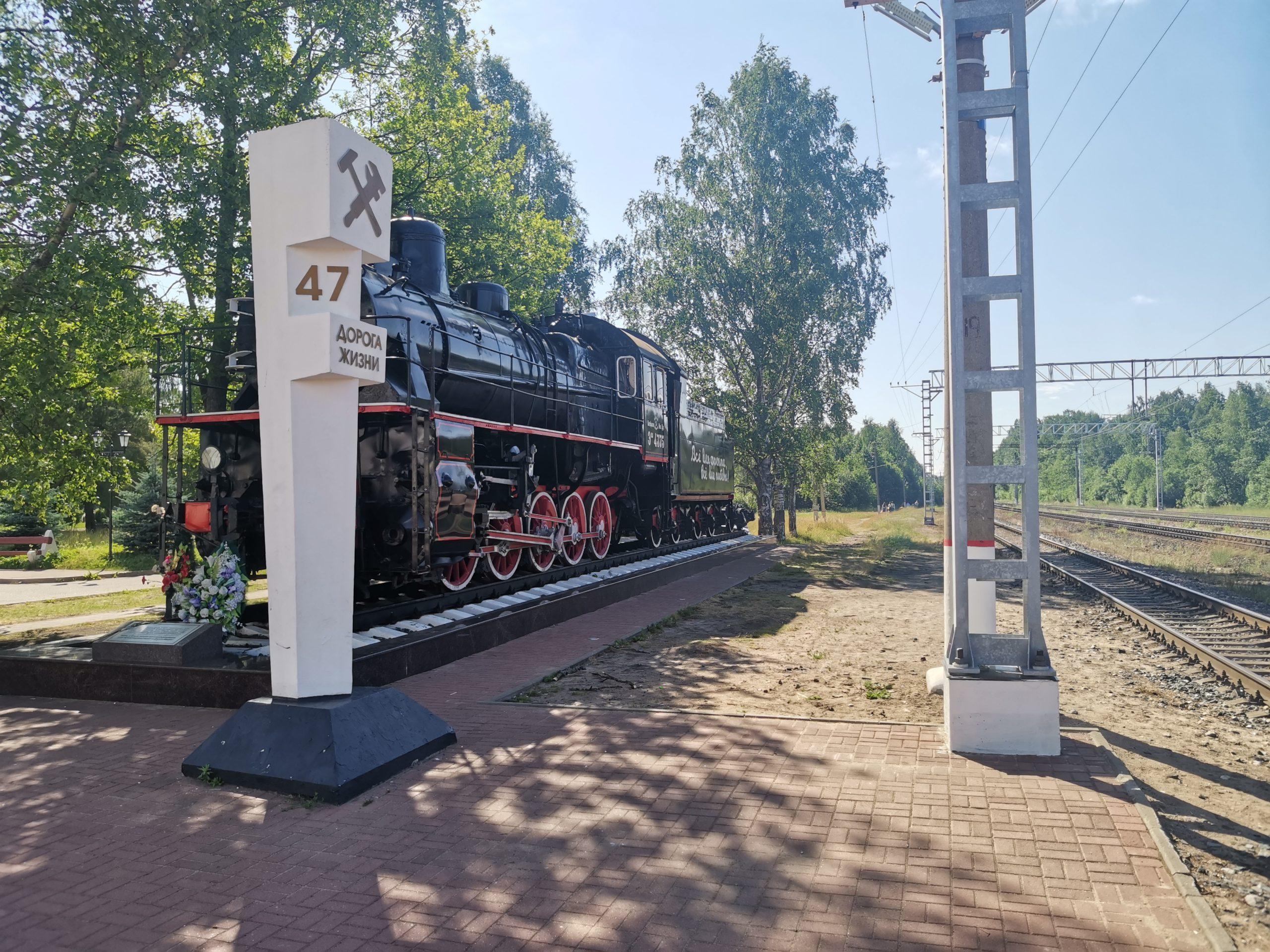 Паровоз Эш-4375 «Комсомолец»